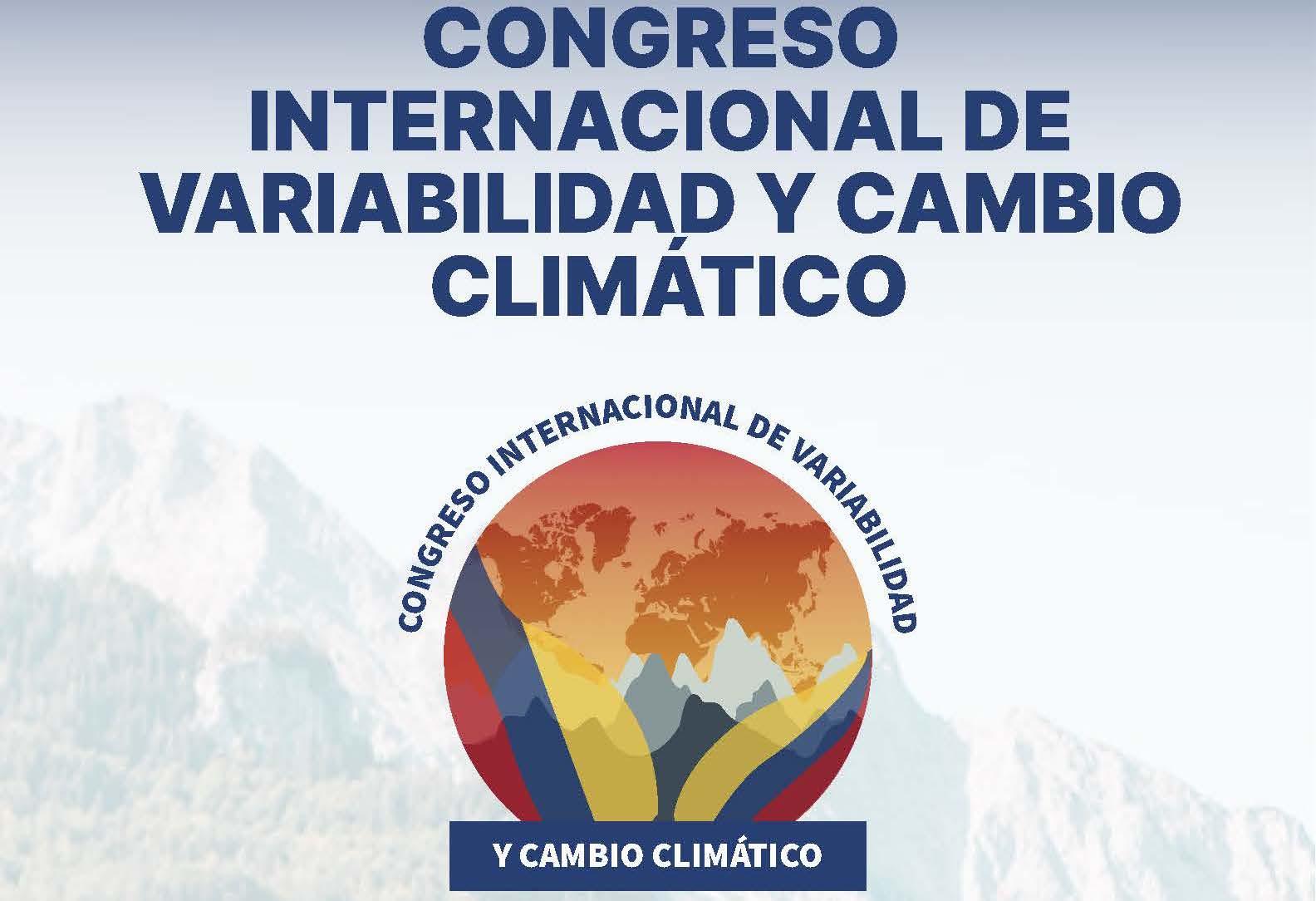 Congreso Internacional de Variabilidad y Cambio Climático